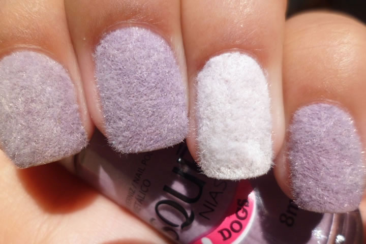 Unhas de Pelúcia – Plush Nails