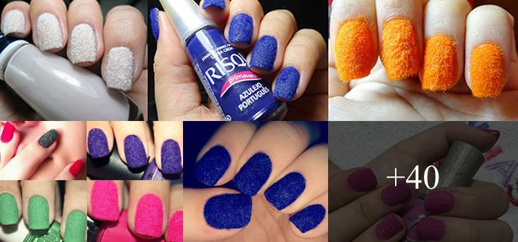 Unhas de Pelúcia – Plush Nails