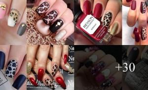 Unhas Leopardo