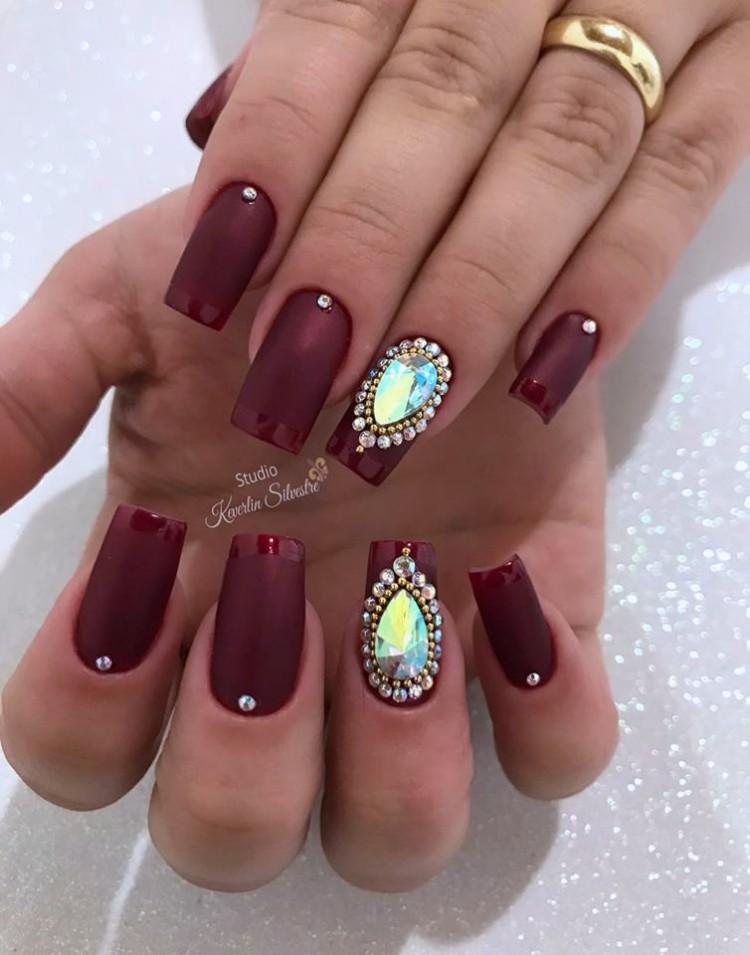 Joias para decorar suas unhas for Decor unhas