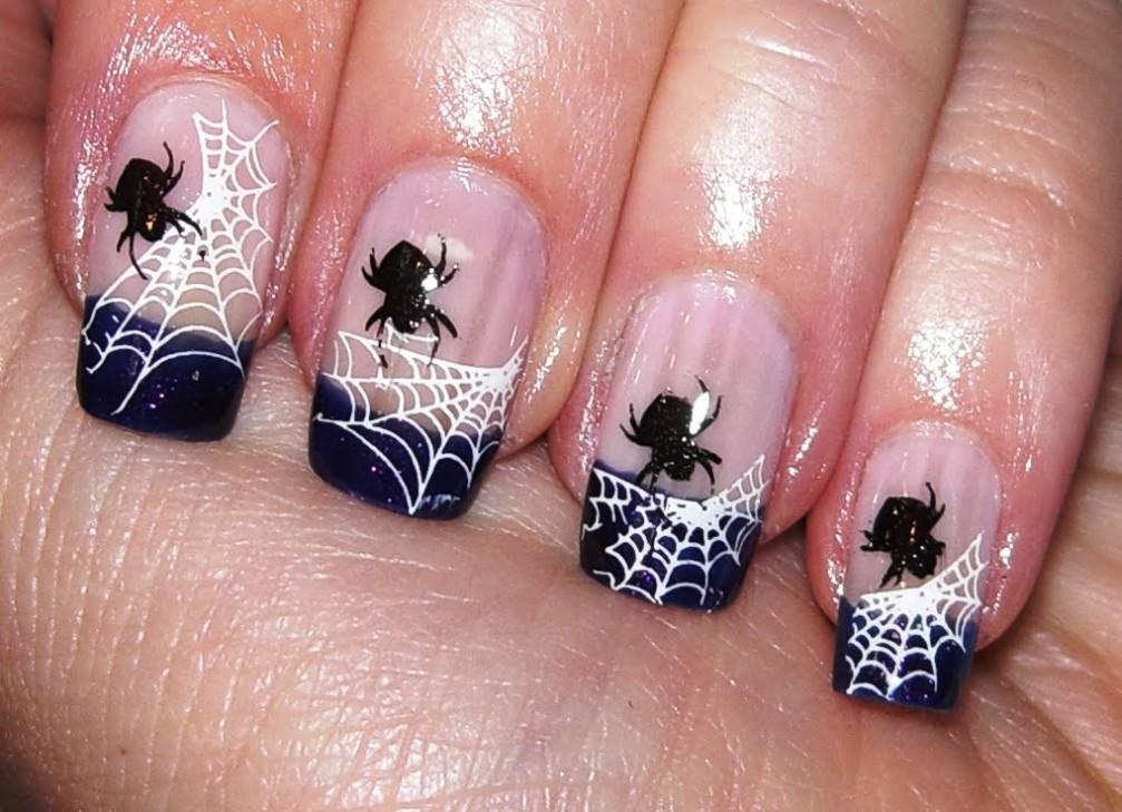 Fotos de Unhas decoradas para o Halloween(Dia das Bruxas)
