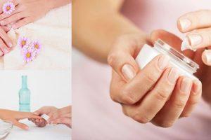 Como aplicar creme de mãos?