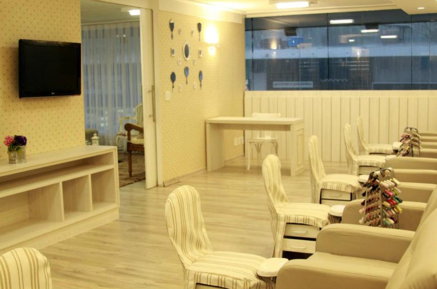 salão manicure