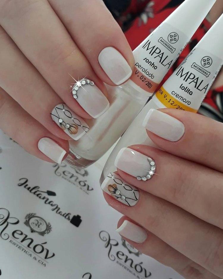 23 Fotos e Modelos de Unhas decoradas pela top manicure Juliana Stevens1