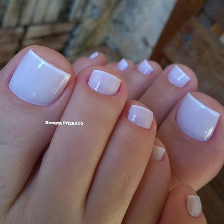 19 Combinações de unhas com esmalte branco3