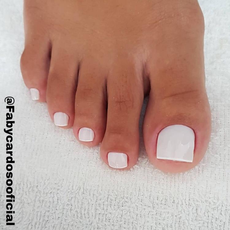 Combinações de cores para unhas dos pés5