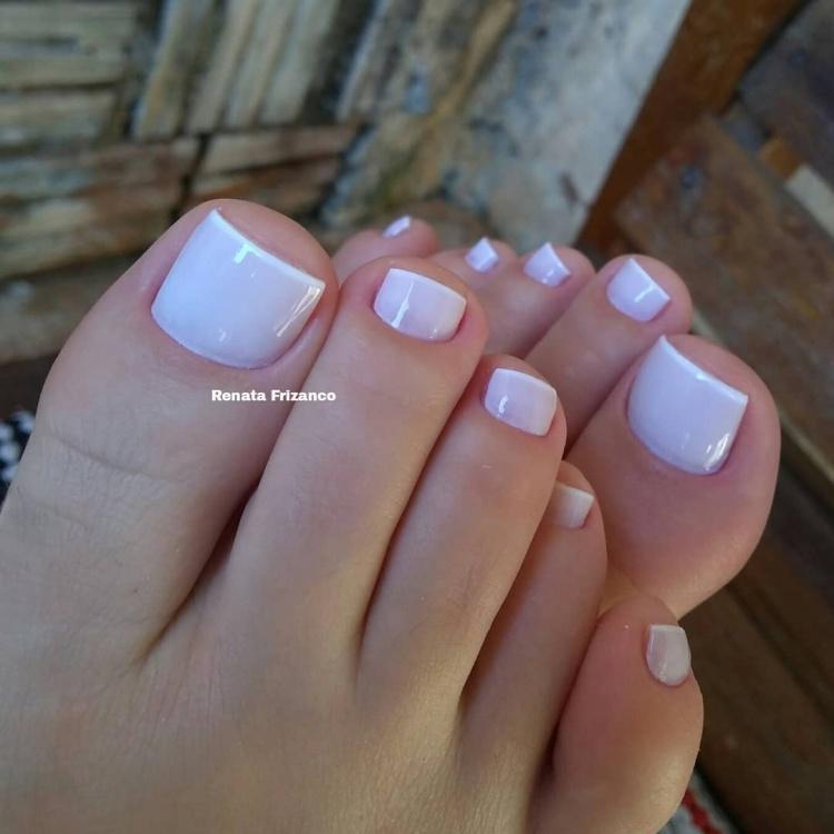 Francesinhas perfeitas, decoração para o pé, veja todas