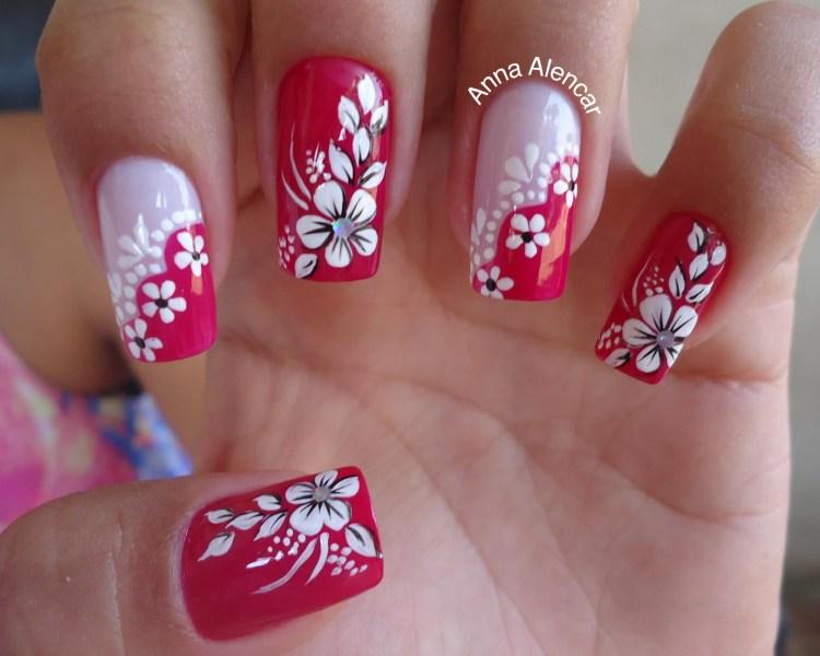 22 Ideias de decorações de unhas para fazer em casa