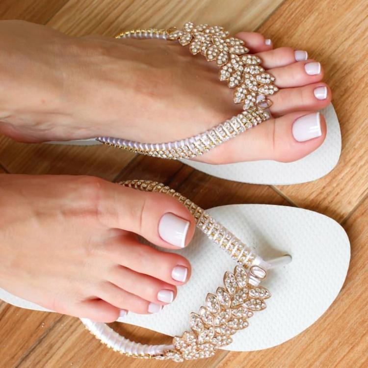 Unhas dos pés 5