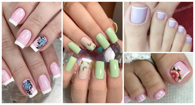 Ideias de Unhas Decoradas para Arrasar no Final de Semana4583